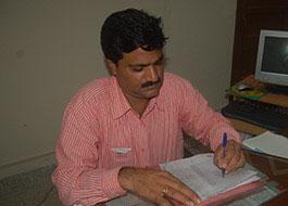 Dr. R. S. Meena